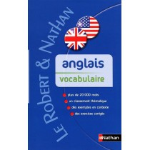 Anglais - Vocabulaire