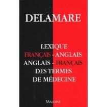 Dictionnaire Francais-Anglais Anglais-Francais Des Termes De Medecine