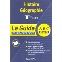Histoire-Geographie - Terminale Stt - Synthese