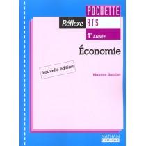 Economie Bts 1 - Pochette Reflexe - Livre De L'Eleve - Edition 2001