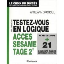 Testez-vous en logique Acces, Sesame, Tage2