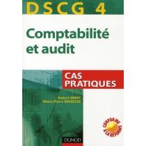 Comptabilité et audit DSCG 4 - Cas pratiques
