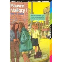 Le club des baby-sitters T.39 - Pauvre Mallory