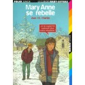 Le club des baby-sitters T.41 - Mary Anne se rebelle