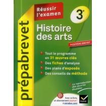Histoire des arts - 3Eme