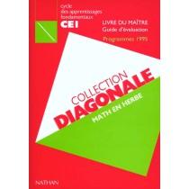 Diagonale Maths En Herbe Ce1 Livre Maitre