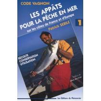 Les appâts pour la pêche en mer sur les côtes de France et d'Europe