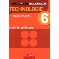Technologie - 6Eme - Livre du professeur