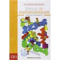 Manuel de mathématiques - CE1 - Manuel de cours