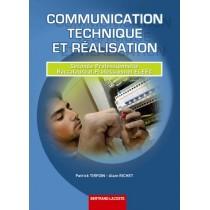 Communication technique et réalisation - 2Nde profesionnelle ELEEC - Manuel de l'élève