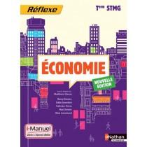 Economie - Terminale STMG - Livre + licence élève (édition 2015)