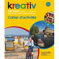 Allemand - Année 2, palier 1 - Cahier d'activités (édition 2014)