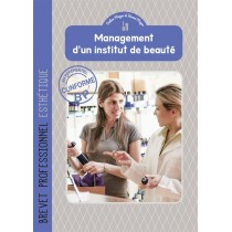 Management d'un institut de beauté - Pochette de l'élève