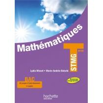 Mathématiques - Terminale STMG - Livre de l'élève