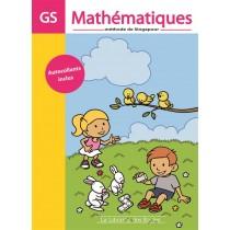 GS - Mathématiques - Autocollants inclus