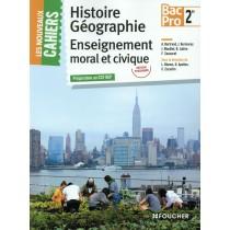 Histoire-géographie - Emc - 2Nde bac pro