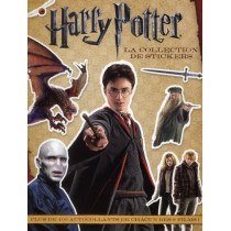 Harry Potter - La collection des stickers