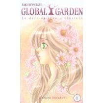 Global garden T.6 - Le dernier rêve d'einstein