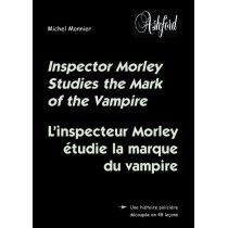 Inspecteur morley studies the mark of the vampire