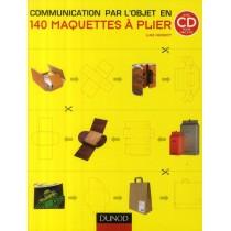 La communication par l'objet en 140 maquettes à plier