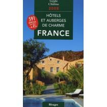 Guide des hôtels et auberges de charme en France (édition 2008)