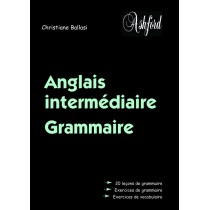 Anglais intermédiaire - Grammaire