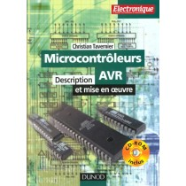 Les Microcontroleurs Avr - Description Et Mise En Oeuvre
