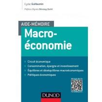 Macro-économie - Aide mémoire