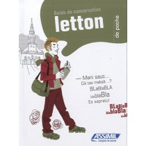 Guide de conversation de poche letton