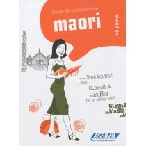 Guide de conversation de poche maori