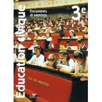 Education civique - 3Eme - Livre de l'élève (édition1997)