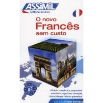 O novo francês sem custo - Método intuitivo - Nivel principiantes e iniciados