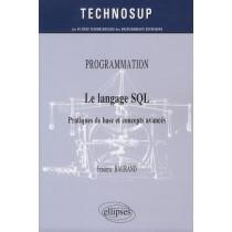 Programmation Le Langage Sql Pratiques De Base Et Concepts Avances Niveau B