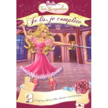 Barbie et les trois mousquetaires all livres - Barbie les trois mousquetaires ...