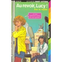 Le club des baby-sitters T.13 - Au revoir Lucy