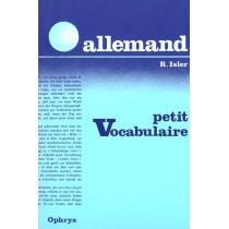 Pt Vocabulaire Allemand