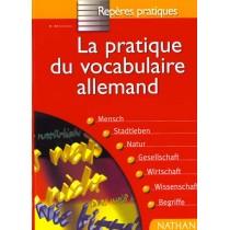 La Pratique Du Vocabulaire Allemand - Reperes Pratiques N62