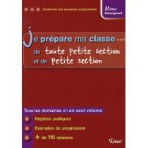 Je prépare ma classe de TPS et PS