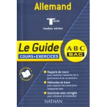 Abc Bac - Allemand - Cours Et Exercices