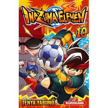 Inazuma eleven T.10