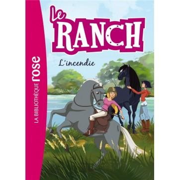 Le ranch T.9 - L'incendie