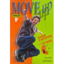 Move Up 5eme Action + Cd Audio 2001