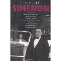 Tout Simenon - Tome 13 Centenaire
