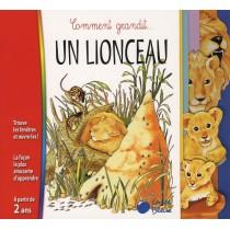 Lionceau (Comment Grandit)