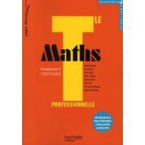 Maths - Terminale pro tertiaire ressources - Livre de l'élève