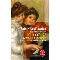 Deux soeurs - Yvonne et Christine Rouart - Les muses de l'impressionnisme