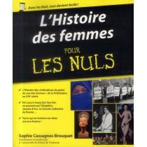 L'histoire des femmes pour les nuls
