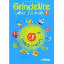 Lecture - CP - Cahier d'activités T.1 (Edition 1999)