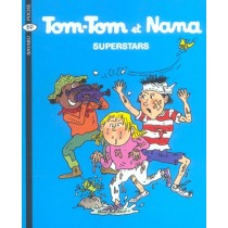 Tom-Tom et Nana T.22 - Superstars
