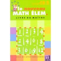Math Elem Ce2, Livre Du Maitre
